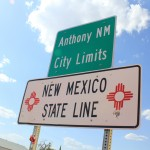 NM State Line