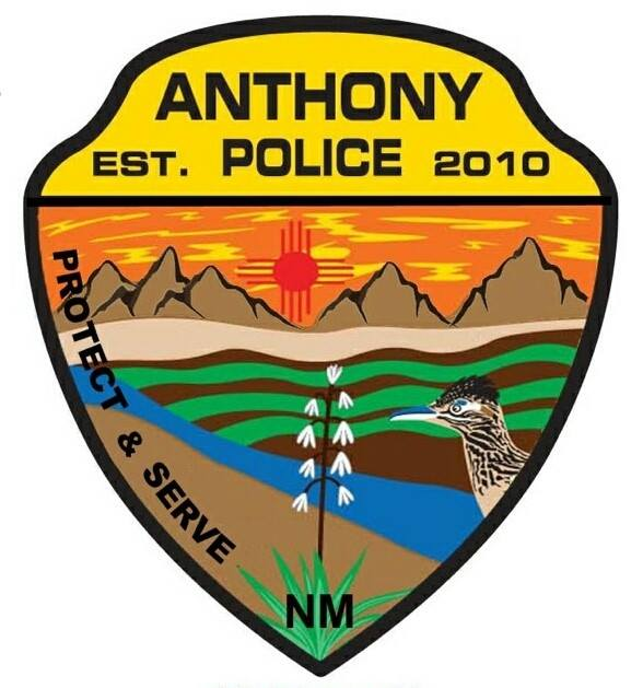 Police Department – City of Anthony NM