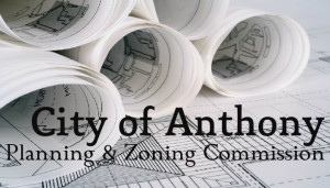 Notice Of Intent to Amend Ordinance 2019-002 An ordinance of the City of Anthony to Provide for the Hiring of a City Manager @ City Municipal Complex (Council Chambers)