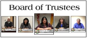 Board of Trustees (BOT) Meeting - Consideration and Action to approve Resolution 2019-008 @ City Municipal Complex (Council Chambers)