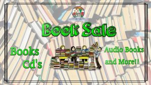Library Book Sale @ Anthony Public Library