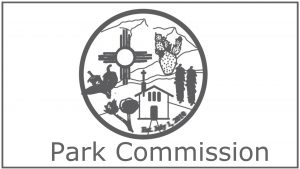 Park Commission - Presentation of Adams Park Plans @ City of Anthony NM Library