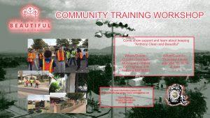Keep Anthony Beautiful - Community Training Workshop @ City Hall Anthohy Municipal Complex