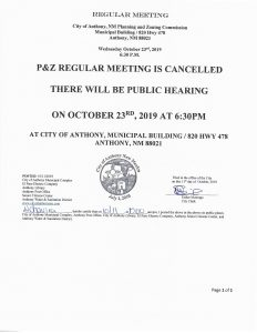 Planning and Zoning (P&Z) Commission Meeting - Regular Meeting Canceled @ City Municipal Complex (Council Chambers)