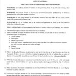 Proclamation of Fireworks Restrictions 2021