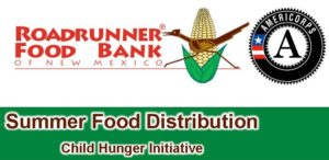Summer Food Distribution - by Roadrunner Food Bank @ Empty Lot Next to Wellsfargo Bank