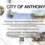 Residents Input Needed- ICIP FY 2022-2026